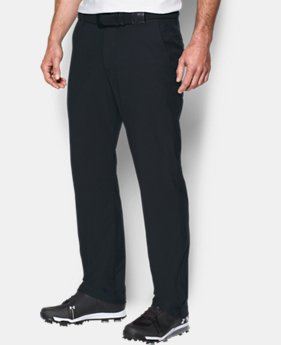 Men's UA Threadborne Tour Pants  1 Color $86.24