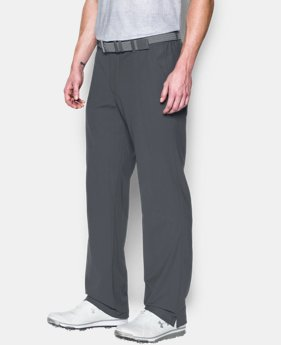 Men's UA Threadborne Tour Pants  4 Colors $99.99