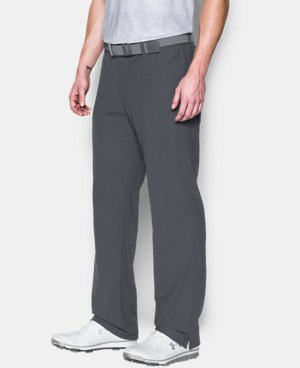 New Arrival  Men's UA Threadborne Tour Pants  2 Colors $114.99