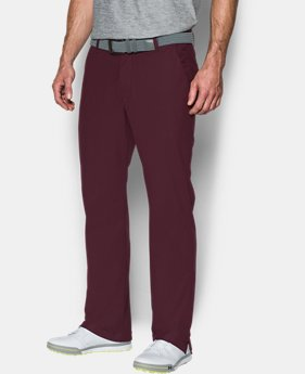 Best Seller Men's UA Threadborne Tour Pants  1 Color $99.99