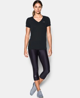 Women's UA Threadborne Train V-Neck  1  Color Available $29.99