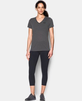 Women's UA Threadborne Train V-Neck  1 Color $39.99