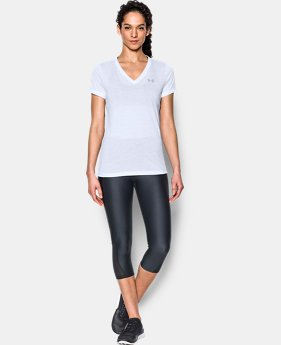 New Arrival  Women's UA Threadborne Train V-Neck  1 Color $39.99