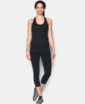 Women's UA Threadborne Train Tank  2  Colors Available $35