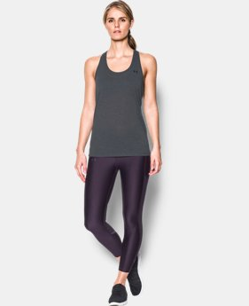Women's UA Threadborne Train Tank  1  Color Available $29.99