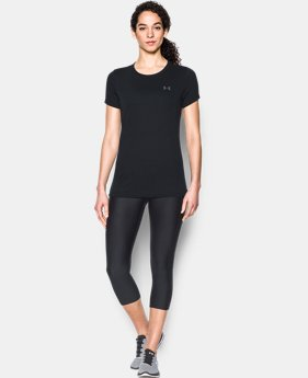 Women's UA Threadborne Train Crew LIMITED TIME OFFER 1 Color $24.5 to $27.99