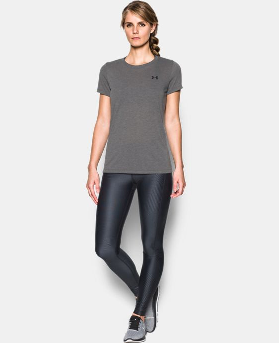 New Arrival Women's UA Threadborne Train Crew  1 Color $29.99