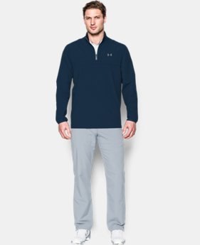 Men's UA Windstrike ½ Zip  1 Color $63.74