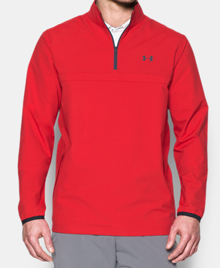 Men's UA Windstrike ½ Zip