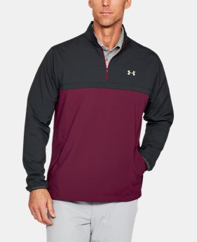 Men's UA Windstrike ½ Zip   $84.99