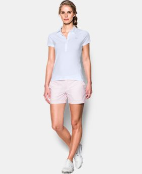 New Arrival Women's UA Zinger UPF Polo  1 Color $64.99