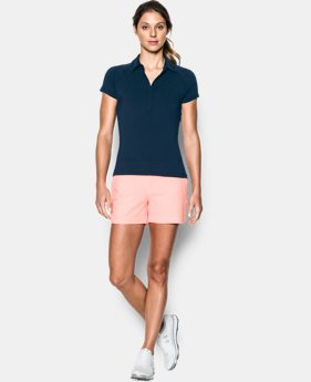 Women's UA Zinger UPF Polo  1 Color $34.49