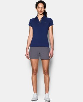 Women's UA Zinger UPF Polo  4 Colors $34.49