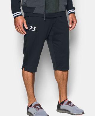 男子UA Sportstyle中褲
