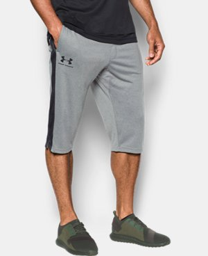New Arrival  Men's UA Sportstyle ½ Pants  2 Colors $64.99