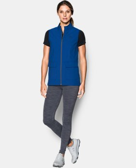 New to Outlet Women's UA Windbreaker Vest  1 Color $44.99