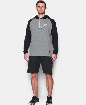 New Arrival Men's UA Sportstyle Hoodie  2 Colors $44.99