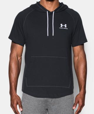 Men's UA Sportstyle Short Sleeve Hoodie