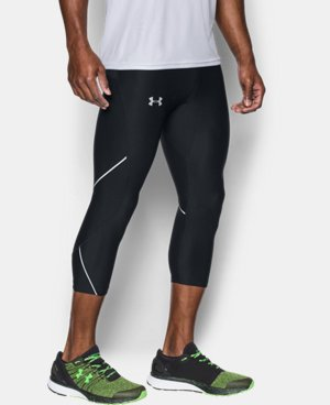 New Arrival Men's UA No Breaks Run ¾ Leggings   $59.99