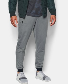 Men's UA Sportstyle Joggers  1  Color Available $41.99