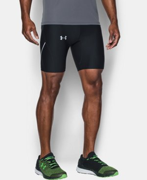 New Arrival Men's UA No Breaks Run Half Tight  2 Colors $54.99
