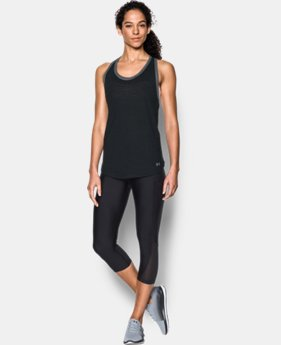 Women's UA Fashlete Tank  1 Color $34.99