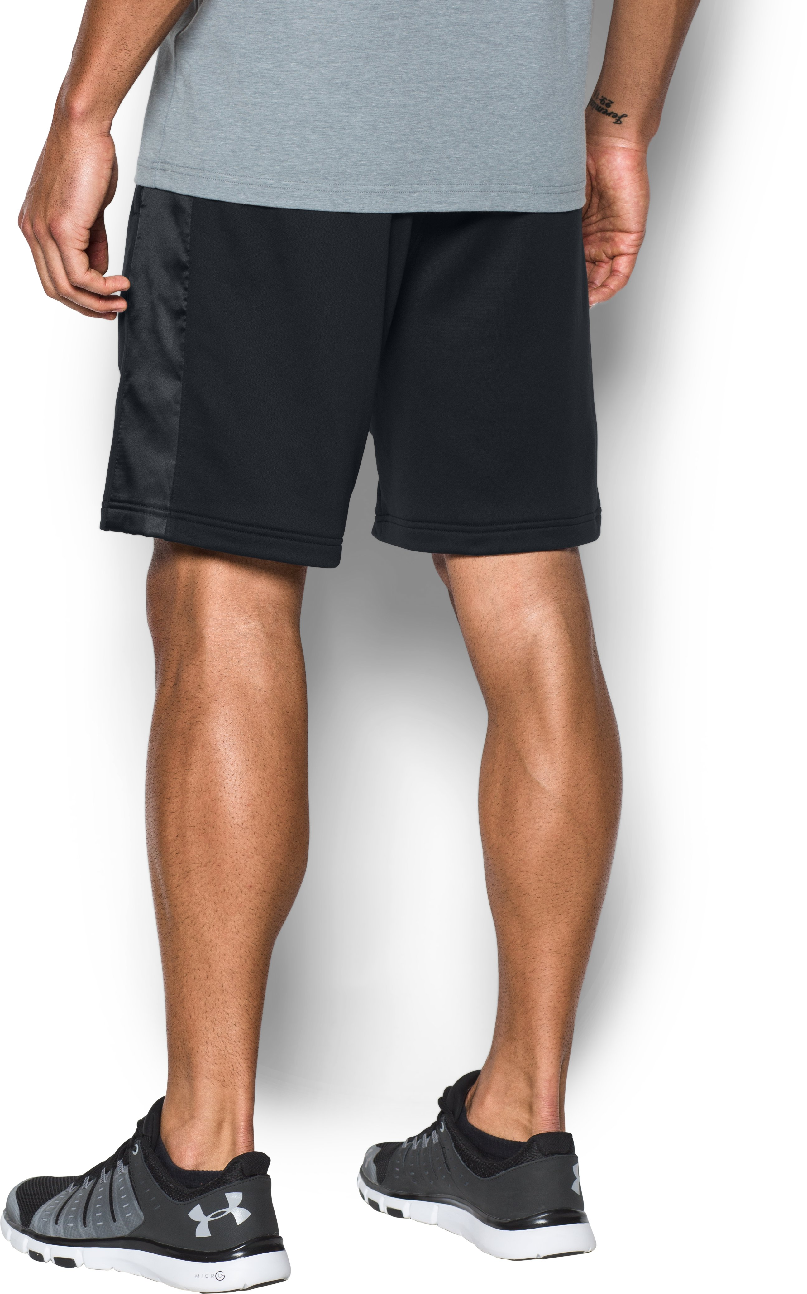 Men's UA x Ali Rope A Dope Shorts, Black , undefined