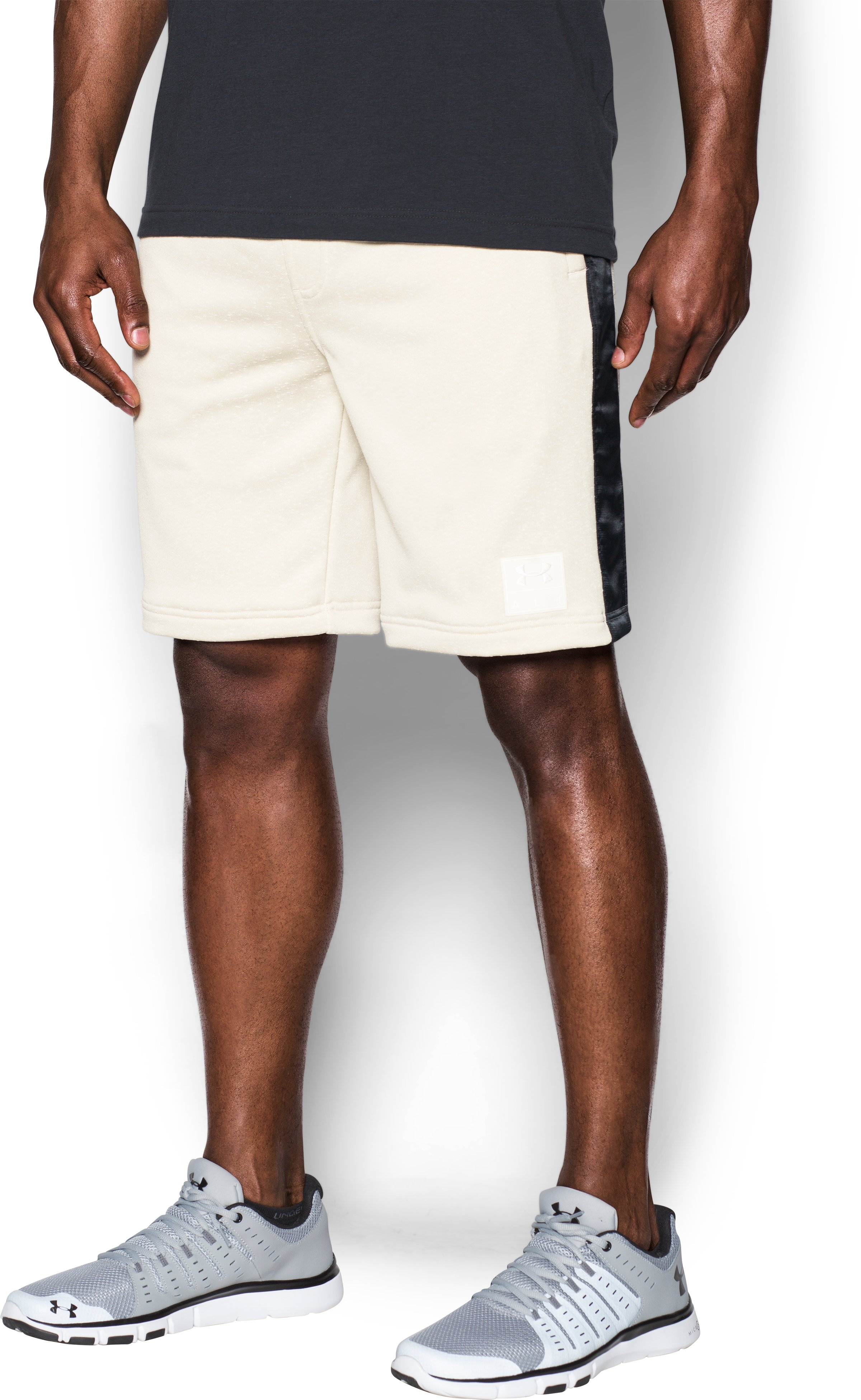 Men's UA x Ali Rope A Dope Shorts, Ivory, undefined