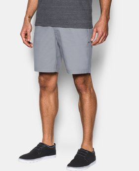 New Arrival Men's UA Performance Chino Textured Shorts  1 Color $79.99