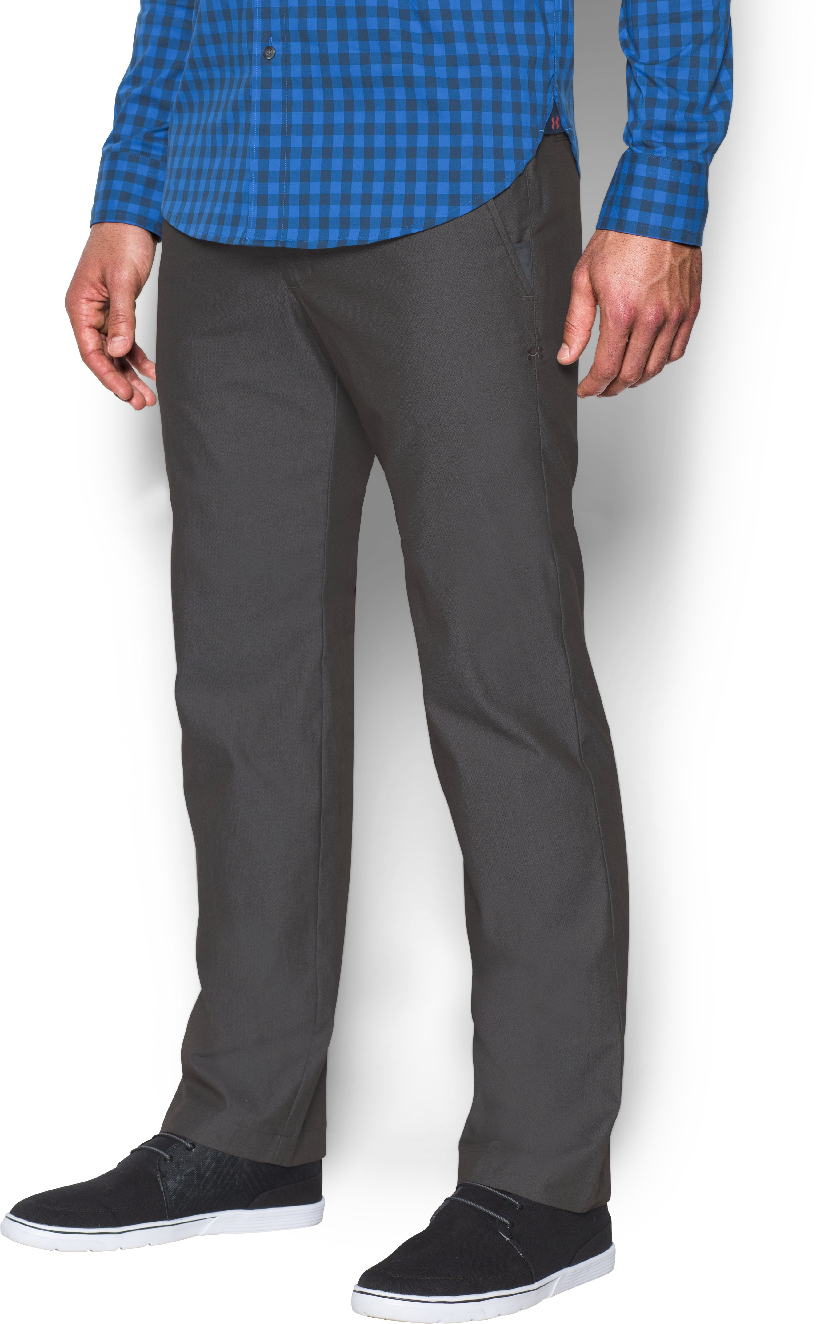 Men's UA Performance Lightweight Chinos, Carbon Heather