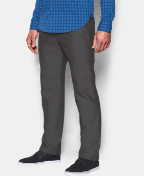 New Arrival Men's UA Performance Lightweight Chinos  1 Color $79.99