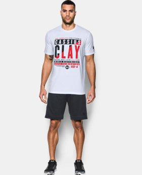 Men's UA x Ali 16th Bout T-Shirt  1 Color $24.99