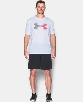Men's UA Threadborne Logo T-Shirt  1 Color $29.99