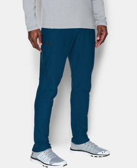 New Arrival Men's UA Elevated Knit Pants  1 Color $89.99