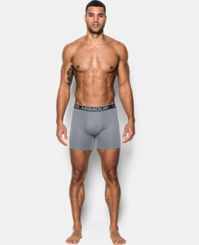 "Men's UA Original Series 6"" Vented Boxerjock®  1 Color $14.24"