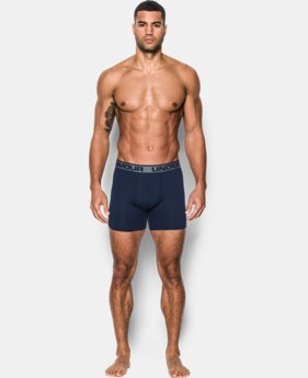 "New Arrival Men's UA Original Series 6"" Vented Boxerjock®  3 Colors $25"