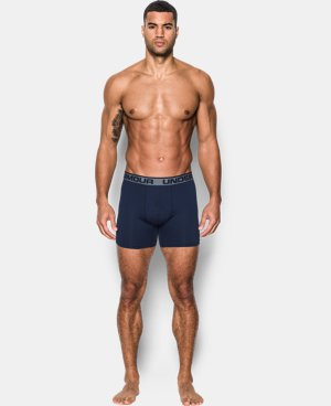 "New Arrival Men's UA Original Series 6"" Vented Boxerjock®  1 Color $25"