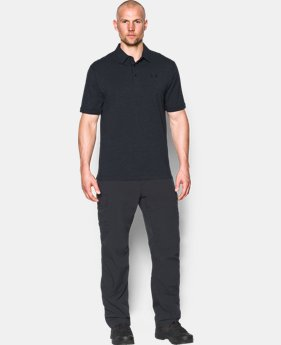 Men's UA Tactical Charged Cotton® Polo  4 Colors $49.99