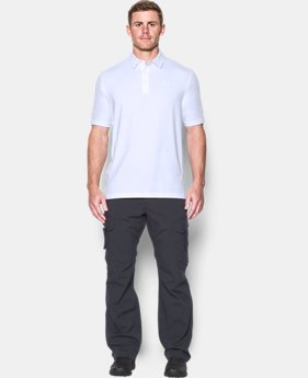 Best Seller Men's UA Tactical Charged Cotton® Polo  2 Colors $44.99