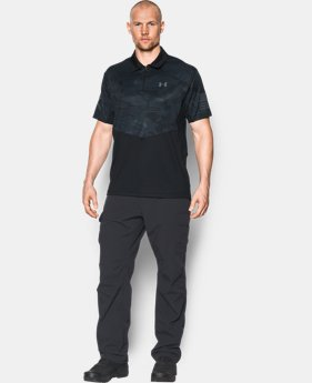 Men's UA Tactical Sub Range Polo  1 Color $74.99