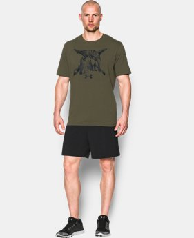 Men's UA Freedom Spartan T-Shirt  1 Color $24.99