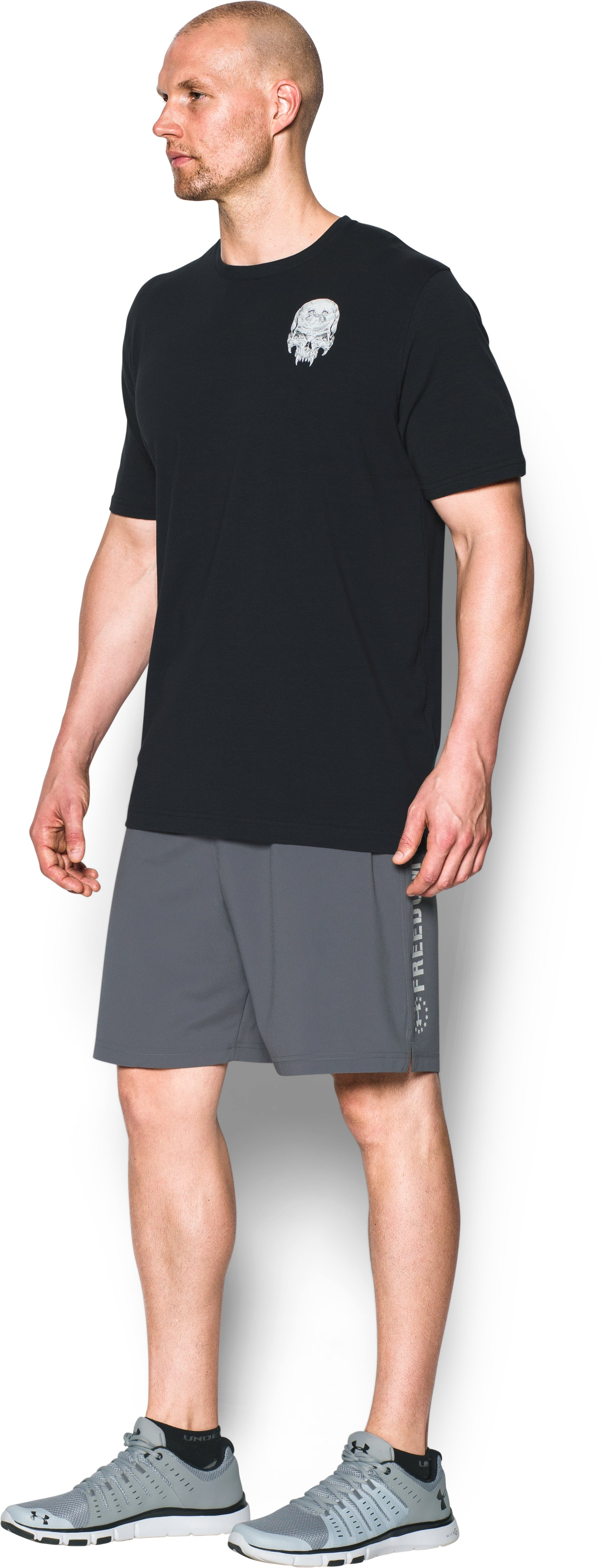 Men's UA Freedom Jack T-Shirt, Black , undefined