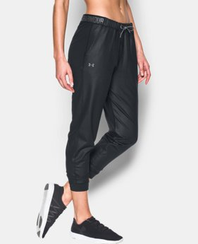 Women's UA City Hopper Shine Emboss Joggers  1 Color $56.99