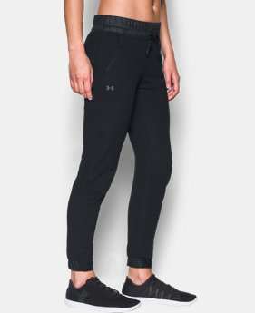 Women's UA Leisure Pants  1 Color $124.99