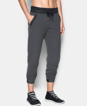 Women's UA Leisure Pants  1 Color $109.99