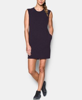New Arrival  Women's UA Plush Terry Dress  2 Colors $104.99