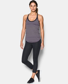 Women's UA Ladder Mesh Tank  1 Color $23.24 to $29.24