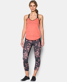 Women's UA Ladder Mesh Tank  1 Color $30.99 to $38.99