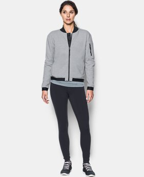 Women's UA Luster Bomber  1 Color $95.99