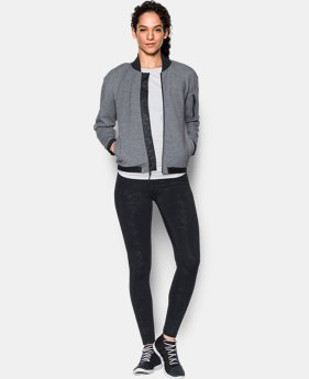 Women's UA Luster Bomber  1 Color $111.99